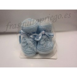 Patuco Azul Mimo