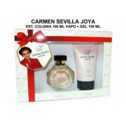 Carmen Sevilla Joya. Estuche