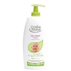 Gel Corine de Farme. Dosificador 500 ml.