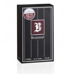 Brummel  Eau de cologne 500 ml.