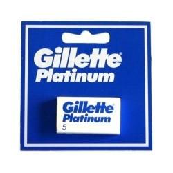 Hoja Gillette Platinum 5 unidades