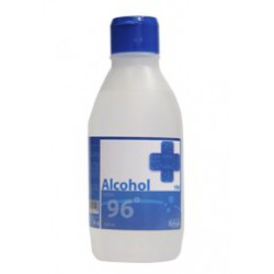 Alcohol 96º. 250 ml.