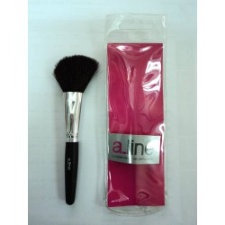 Brocha Colorete Angular Aline