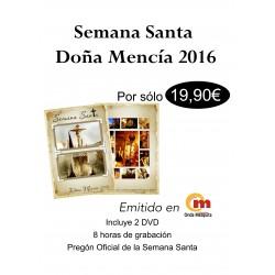DVD Semana Santa Doña Mencía 2016