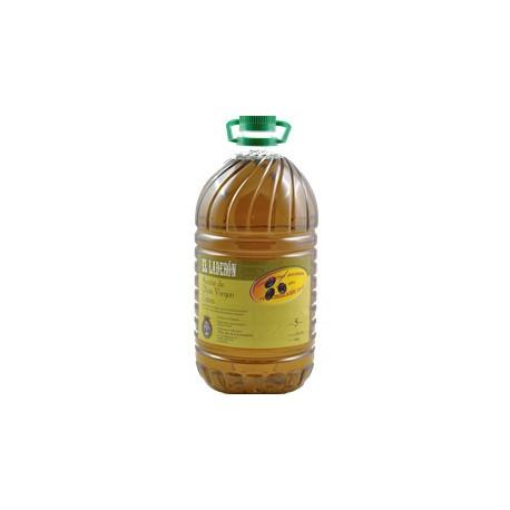 Aceite de oliva virgen extra El Laderón 5 L.
