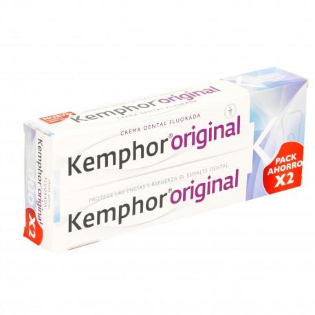 Dentífrico Kemphor Original 2 x 1