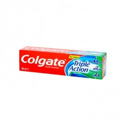 Dentífrico Colgate Triple Acción