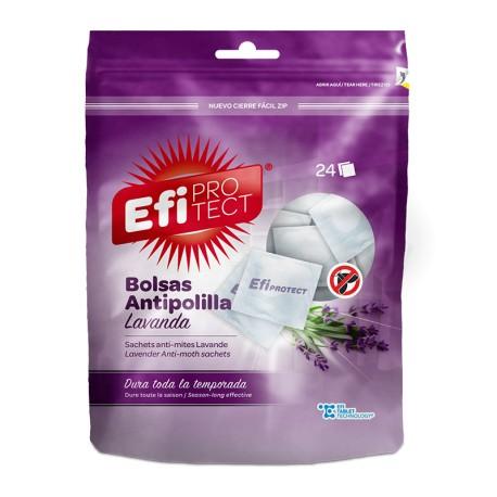 Bolsas Antipolilla  Efiprotect 24 Unidades