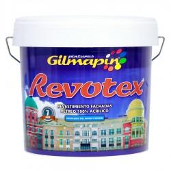 Revestimiento Fachadas Revotex Liso Blanco