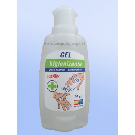 Gel hidroalcohólico Lubrex 95 ml