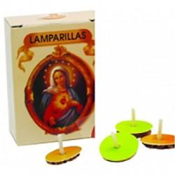 Lamparillas/Mariposas