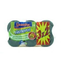 Estropajo Frotaspon 3x2