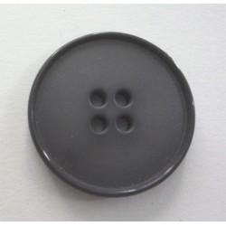 Botón Grande Gris